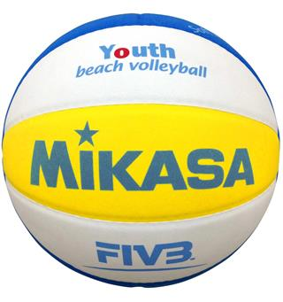 Rantalentopallo Mikasa SBV Youth Beach Volley - Koko 5 kevyempi