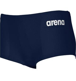 Arena Solid Short Junior Uimahousut Max life - Solid Short - Navy
