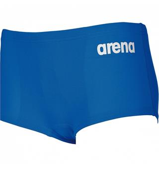 Arena Solid Short Junior Uimahousut Max life - Solid Short - Sininen