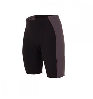 ZEROD racer SHORTS | Men Musta