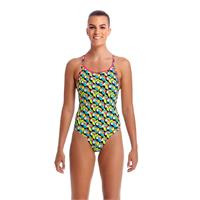 Funkita | Toucan Do It Diamond Back | Monivärinen