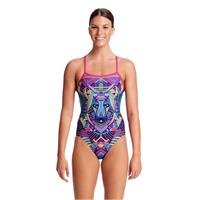 Funkita | Wolf Pack Single Strap Back | Monivärinen