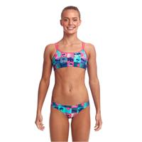 Funkita Girl Club Tropicana Bikinit Bikinit | Monivärinen