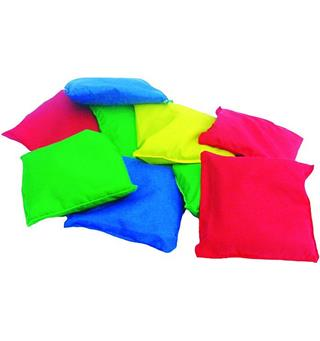 Economy Bean Bags Set of 12